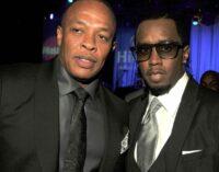 Последние музыкальные новости.  Diddy vs Dr.Dre: между легендами хотят провести бит-баттл