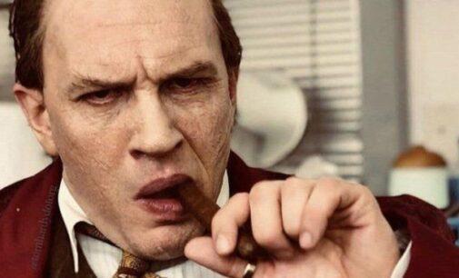 Новости киноиндустрии. Появился первый трейлер фильма об Аль Капоне с Томом Харди в главной роли