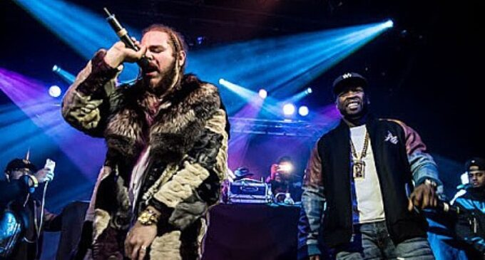 Новинки музыки. 50 Cent и Post Malone выпустили клип «Tryna F*ck Me Over»