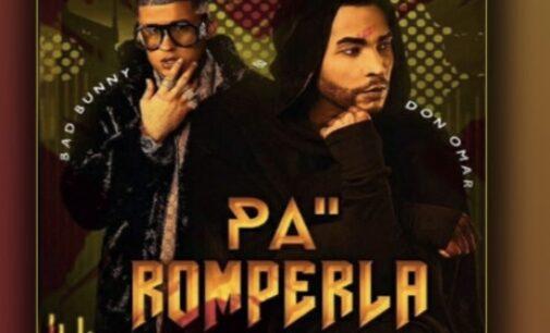 Новости реггетон. «Pa'Romperla» стал синглом номер 1