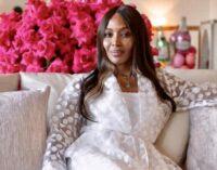 Мода и стиль. Наоми Кэмпбелл поделилась фото с празднования своего 50-летия
