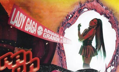 Новости музыки. Вышел тизер совместного трека Леди Гаги и Арианы Гранде