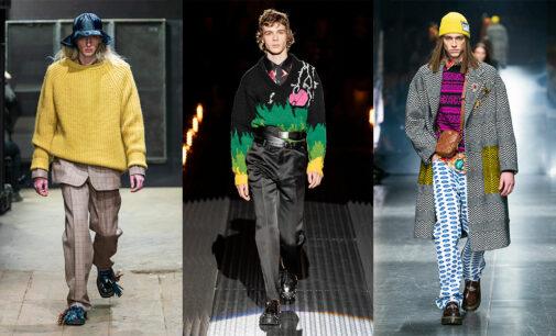 Новости моды и стиля. Неделя мужской моды в Париже пройдет онлайн