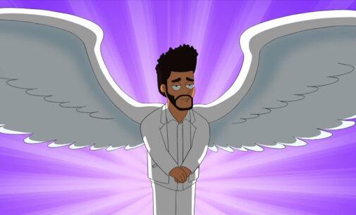 """Музыка и мультипликация. The Weeknd появился в новом эпизоде """"Американского папаши"""""""
