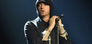 Новости рэп индустрии. Eminem назвал 2Pac'а величайшим текстовиком всех времен