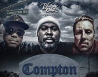 Новинки рэп музыки. Westcoast Stone — «Compton Luv» (feat. Tha Chill & Fingazz)