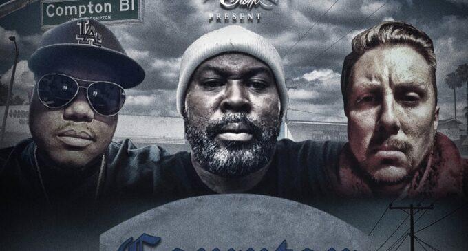 Новинки рэп музыки. Westcoast Stone — «Compton Luv» (feat. Tha Chill & Fingazz)