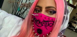Планета шоубиз. Леди Гага лично доставляет физические копии своего альбома «Chromatica»