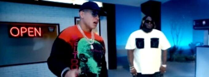 "Реггетон новости. Песня ""Definitivamente"" от Дэдди Янки и Сэча взяла первое место вLatin Airplay Chart"