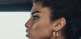 Мода и стиль. Имаан Хаммам в новой фотосессии для журнала для US Elle