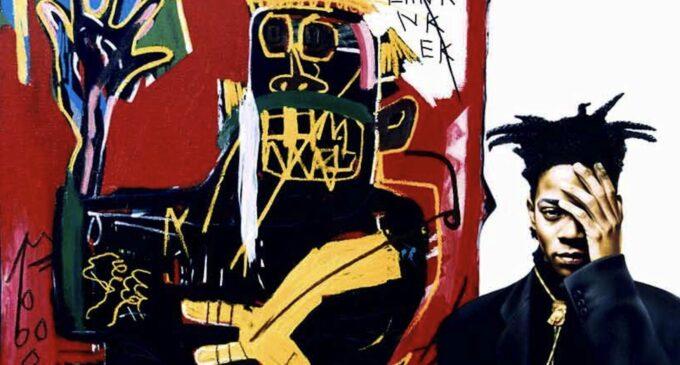 Мир искусства. На аукционе Phillips в июле выставят монументальную работу Жана-Мишеля Баскии