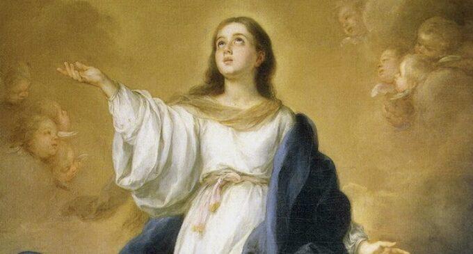 Про искусство. Реставратор испортил картину «Непорочное зачатие»