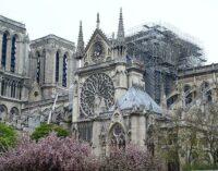 Новости киноиндустрии. Pathé готовит фильм о пожаре в соборе Парижской Богоматери