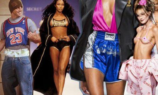 Мода и стиль. От Рокки Бальбоа до Versace: как боксерские шорты стали самым модным открытием