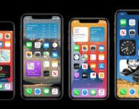 Новости в мире технологий. Apple представила iOS 14