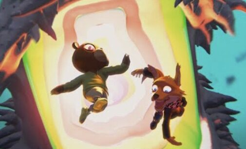 Новости мультиндустрии. Канье Уэст и Kid Cudi показали тизер мультфильма «Kids See Ghosts»