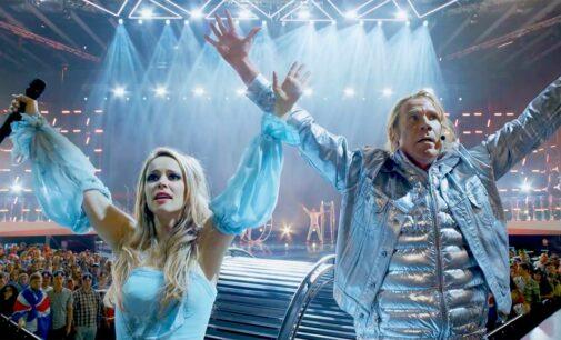Кино и Музыка. Netflix показал новый трейлер комедии о конкурсе «Евровидение»