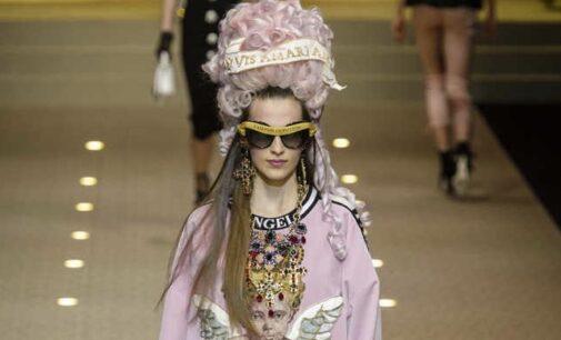 Мода и стиль.  Dolce & Gabbana присоединится к цифровой Неделе моды в Милане