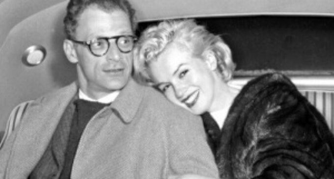 Планета шоубиз. 64 года назад Мэрилин Монро вышла замуж за писателя Артура Миллера