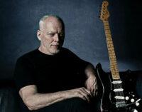 Музыкальные новости. Гитарист Pink Floyd выпустит первую песню за пять лет