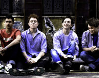 Новинки музыки. Новый клип «Let You Go» от Bombay Bicycle Club