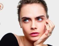Мода и стиль. Вышла новая кампания Dior Joaillerie с Карой Делевинь