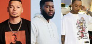 "Новости хип-хоп музыки. Kane Brown, Swae Lee и Khalid записали трек ""Be Like That"""