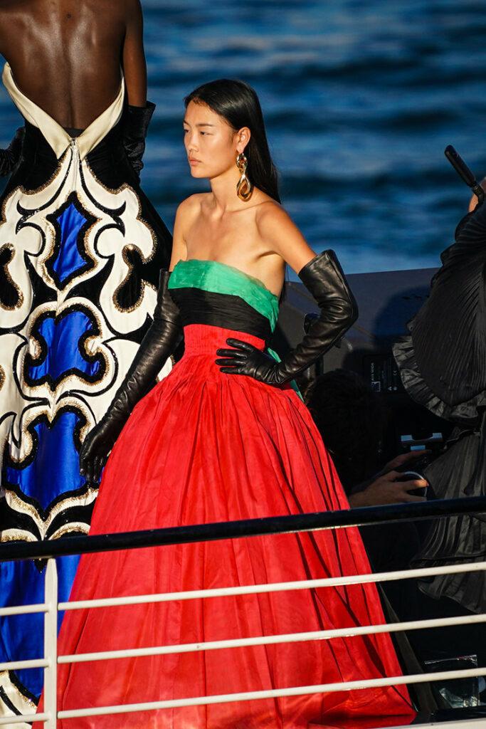 Новости парижской моды