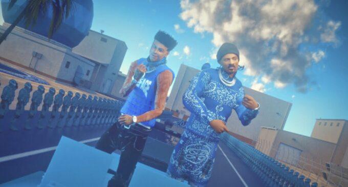 """Новинки рэп музыки. Состоялась премьера клипа Blueface & Snoop Dogg – """"Respect My Cryppin"""""""