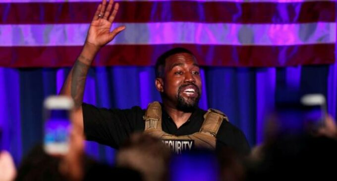 Планета шоубиз. Kanye West впервые выступил перед избирателями