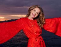Планета шоубиз. Наталья Водянова провела благотворительную акцию под открытым небом в Каннах