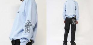 Мода и стиль. Новая коллекция 032c, вдохновленная постпанк-группой Die Tödliche Doris