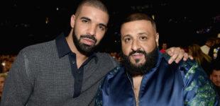 Рэп музыка. Drake и DJ Khaled выпустят сразу два совместных трека