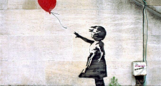 Современное искусство. Документальный фильм «Banksy» выйдет на экраны в конце августа
