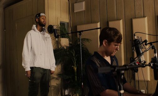 Музыкальные новости. Совместный сингл Джеймс Блейка и Мустафы
