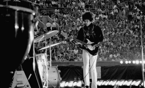 Планета шоубиз. Одну из первых гитар Джими Хендрикса продали за 14 млн рублей