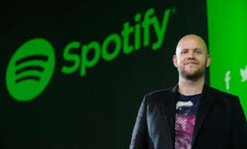 Музыкальная индустрия. Новости Spotify