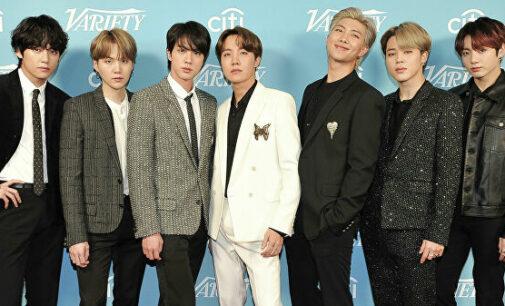 Музыка и кино. BTS выпустят новый концертный фильм