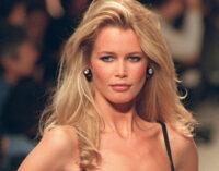 В мире моды и стиля. Клаудиа Шиффер будет курировать выставку модной фотографии 90-х — со снимками Эллен фон Унверт и Карла Лагерфельда