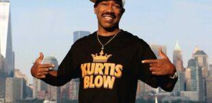 История хип-хоп. Сегодня День рождения Kurtis Blow