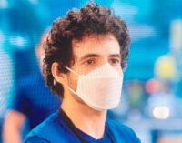 В мире технологий. Apple разработала дизайн защитной маски