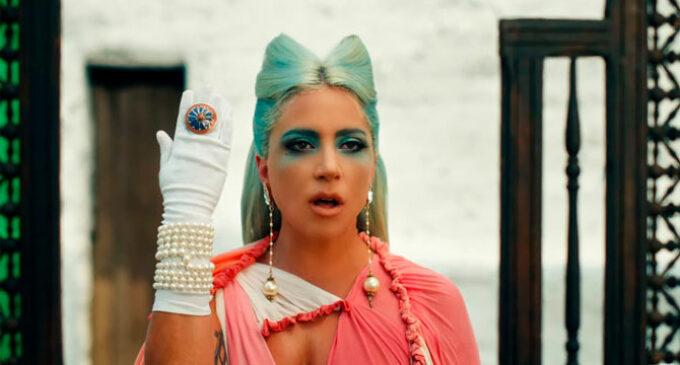 Музыкальные новинки. Новый клип от LadyGaga