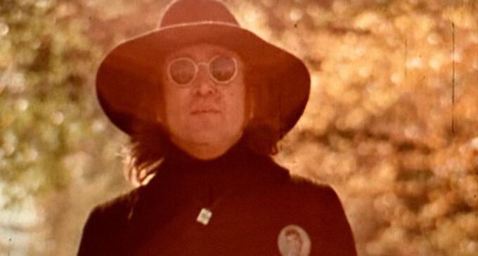 Мировая музыка. Джон Леннон гуляет по осеннему Нью-Йорку в клипе «Mind Games»