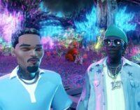 """Новинки музыки. Chris Brown и Young Thug выпустили анимационный клип """"Say You Love Me"""""""