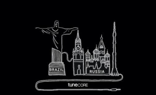 Музыкальные технологии. В России запустился TuneCore