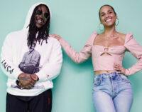 """Музыкальные новости. Alicia Keys и S.I.R спели на шоу """"Colors"""""""