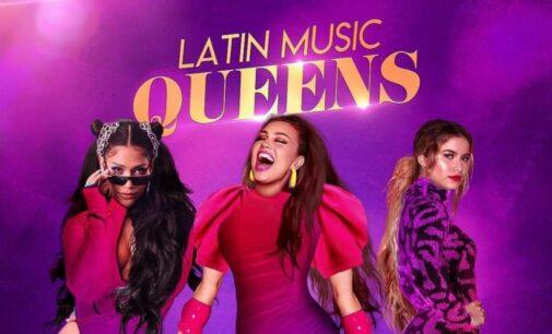 """Реггетон новости. Мексиканская звезда Талия продюсирует и играет ведущую роль в проекте """"Latin Music Queens"""""""