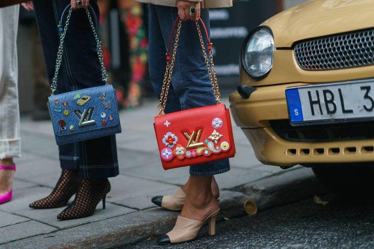 В мире моды