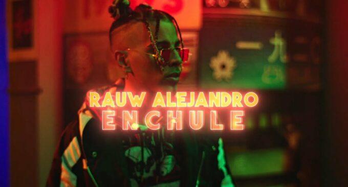 """Реггетон новости. Пуэрториканец Рау Алехандро (Rauw Alejandro) запустил свою новую песню """"Enchule"""""""