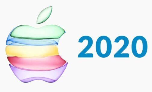 Новости технологий. Apple проведет три презентации осенью 2020 года